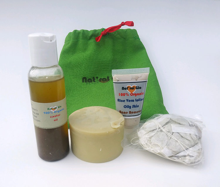 Cleansing Combo Kit – Nat'ral GLO